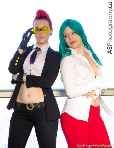 Cosplayers Canada